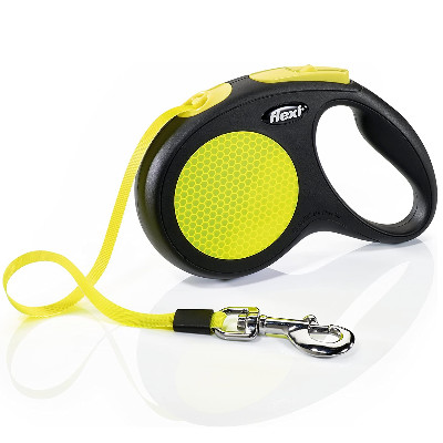 buy Flexi-Neon-Reflective-Cord-For-Dogs