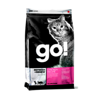 Buy GO! Refresh + Renew Chicken Cat Food
