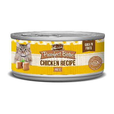 buy Merrick-Purrfect-Bistro-Chicken-Canned-Cat-Food