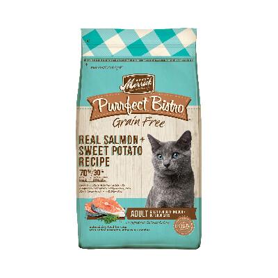 buy Merrick-Purrfect-Bistro-Salmon-Adult-Cat-Food