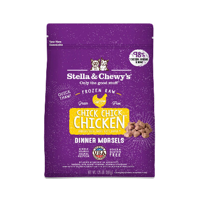 buy Stella-and-Chewys-Chick-Chick-Chicken-Freeze-Dried-Cat-Food