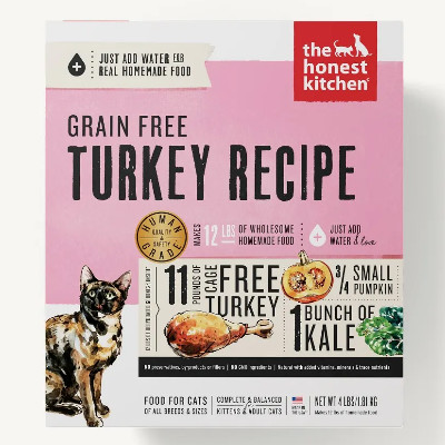 buy The-Honest-Kitchen-Cat-Food-Grain-Free-Turkey