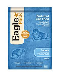 Eagle Pack Adult Indoor Cat and Diet Food