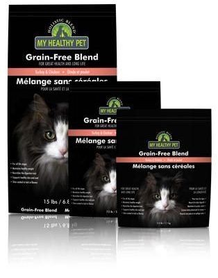 HOLISTIC BLEND Grain Free Cat Food for All Ages