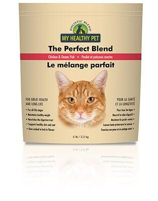 HOLISTIC BLEND Premium Cat Food - Perfect Blend for All Ages