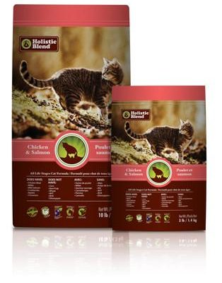 HOLISTIC BLEND Super Premium Cat Food for All Ages