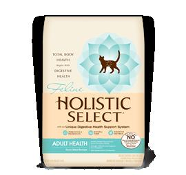 HOLISTIC SELECT Adult Cat Food - Duck