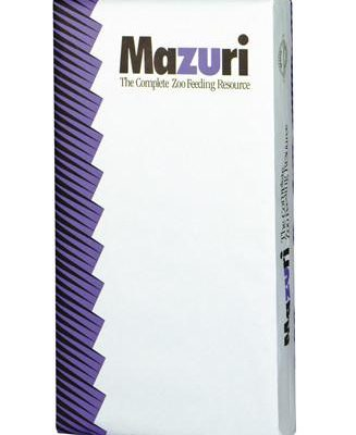 MAZURI EXOTIC Feline Food - Small (SPECIAL ORDER-MAY TAKE 3-4 WEEKS FOR DELIVERY)- # 5M54 - for All Ages