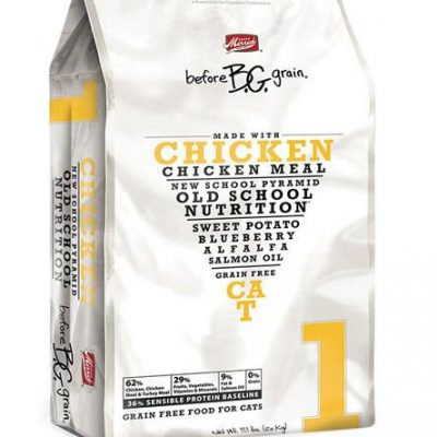 MERRICK Before Grain Chicken Cat Food - Grain Free for All Ages