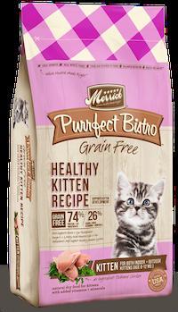 MERRICK Grain Free Cat Food (Purrfect Bistro) - Kitten