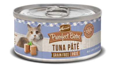 MERRICK Purrfect Bistro Canned Cat Food (Sold by the Case) - All Sizes and Flavours - for All Ages