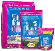 NATURAL BALANCE Original Ultra Premium Cat Food for All Ages