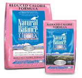 NATURAL BALANCE Reduced Calorie Cat Food - Indoor Cat and Diet Food