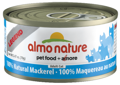 ALMO NATURE Canned Cat Food for All Ages - Grain Free