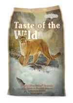 TASTE OF THE WILD Canyon River Cat Food (Grain Free) for All Ages