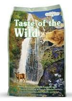 TASTE OF THE WILD Rocky Mountain Cat Food (Grain Free) for All Ages