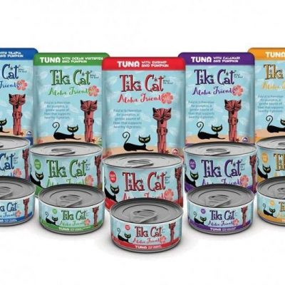 TIKI CAT Aloha Friends Canned Cat Food for All Ages