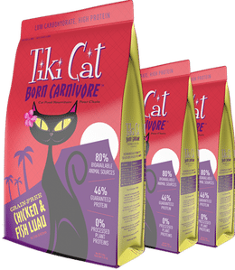 Born Carnivore Cat Food