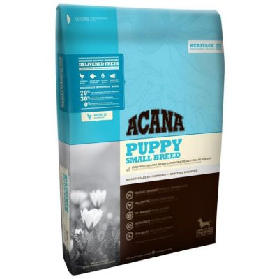 Buy Acana Heritage Grain Free Small Breed Puppy Dry Dog Food