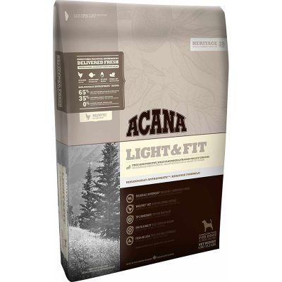 Buy Acana Heritage Light and Fit Dry Dog Food
