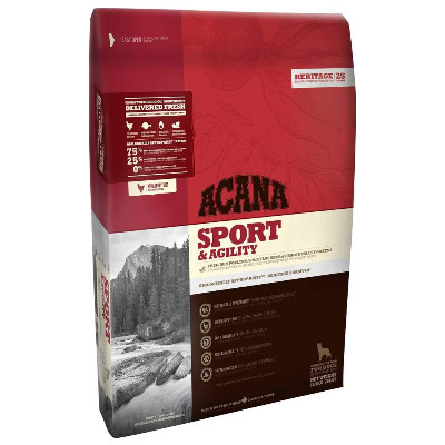 Buy Acana Heritage Sport and Agility Dry Adult Dog Food