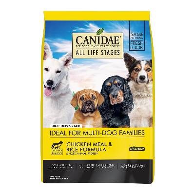Buy Canidae All Life Stages Chicken and Rice Dog Food