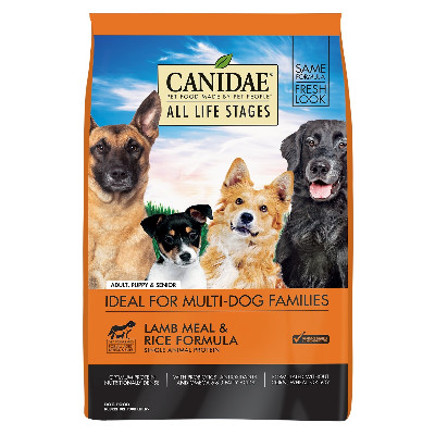 Buy Canidae All Life Stages Dog Food - Lamb and Rice