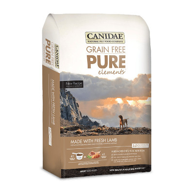 Buy Canidae Pure Elements Dog Food - Grain Free