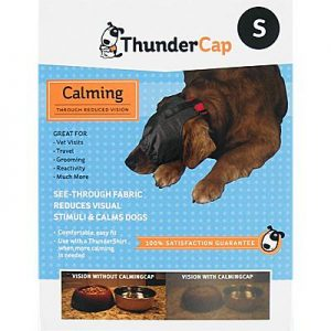 Buy Thundershirt Calming Cap for dogs online in Canada