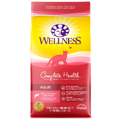 Buy Wellness Complete Health Cat Food Salmon