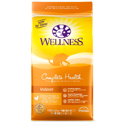 Buy Wellness Complete Health Indoor Cat Food - Chicken