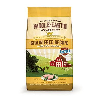 buy Whole-Earth-Farms-Chicken-Dry-Cat-Food