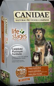CANIDAE Platinum Dog Food Senior and Weight Management Dog Food