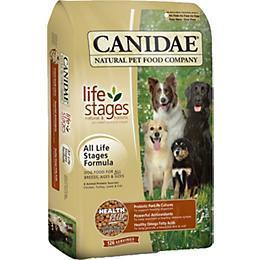 CANIDAE Dog Food (Chicken, Turkey, Lamb and Fish Formula) - for All Life Stages