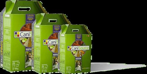 CANISOURCE Dog Food for All Life Stages  (Made in Canada)