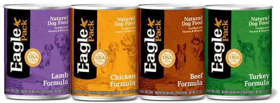 EAGLE PACK Canned Dog Food For All Life Stages