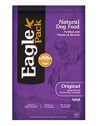EAGLE PACK Original Adult Dog Food - Lamb and Rice