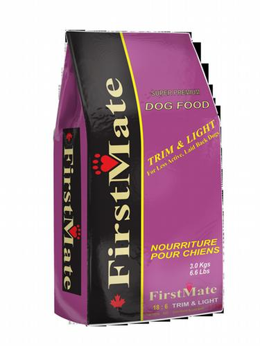 FIRST MATE Classic Adult Dog Food Trim and Light - Diet and Weight Management Food