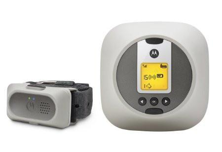 Motorola Portable Wireless Dog Fence For Pet Containment
