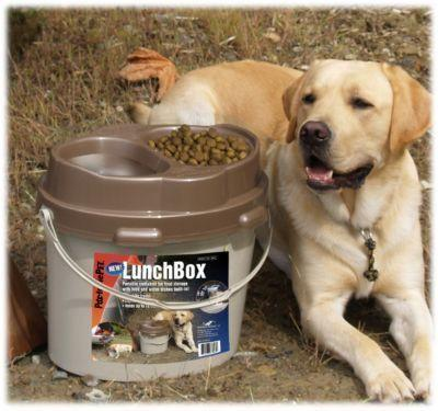 The Omega Paw Top Dog Travel Lunch Box