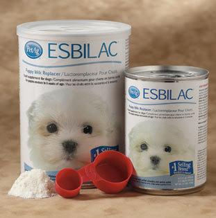 ESBILAC Dog Nutritional Supplements (Milk Replacement and Supplements) PETAG