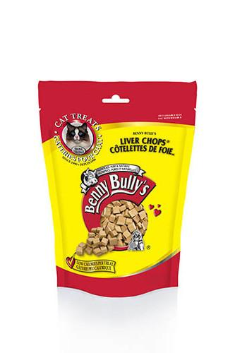 BENNY BULLY'S Liver Chops® Original Cat Treats