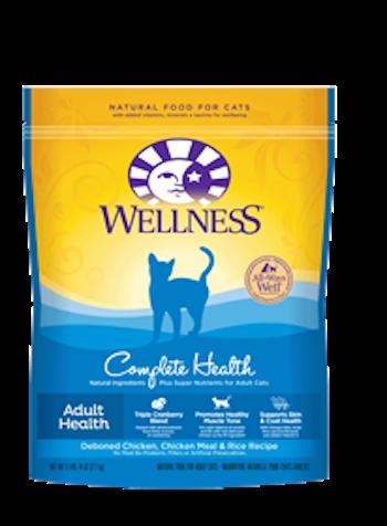 WELLNESS COMPLETE HEALTH Chicken Dry Cat Food for All Ages