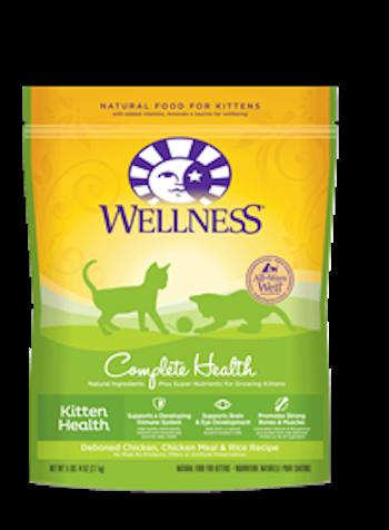 WELLNESS COMPLETE HEALTH Kitten Health Dry Cat Food