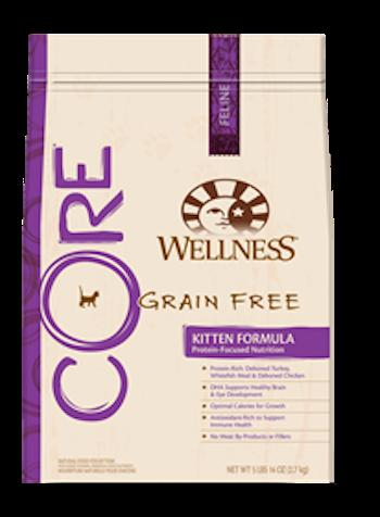 WELLNESS CORE GRAIN FREE Kitten Dry Food