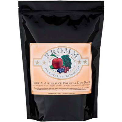 buy Fromm-Four-Star-Ultra-Premium-Dog-Food-With-Pork-And-Applesauce