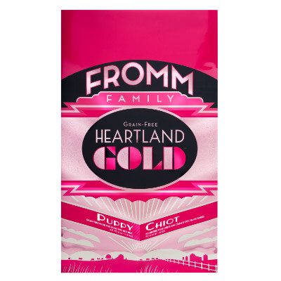 buy Fromm Grain Free Heartland Gold Puppy Dog Food