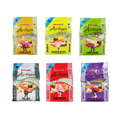 Buy Grandma Lucy's Artisan Freeze Dried Dog Food