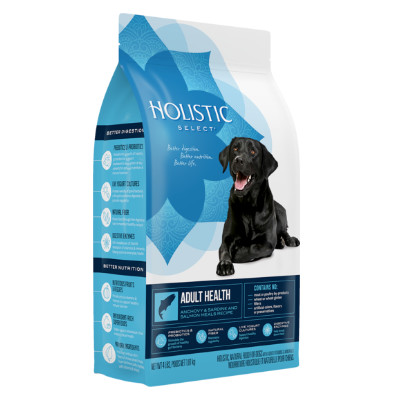Buy Holistic Select Anchovy, Sardine and Salmon Adult Dog Food