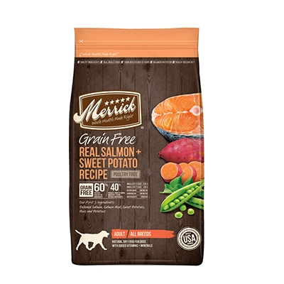 buy Merrick-Salmon-and-Sweet-Potato-Dry-Dog-Food